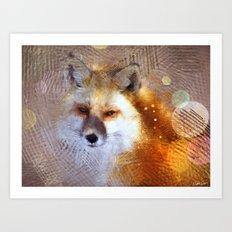Vulpini Art Print