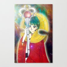 Time Lady Setsuna Canvas Print