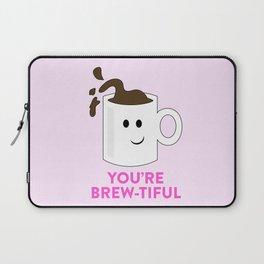 BREW-TIFUL Laptop Sleeve