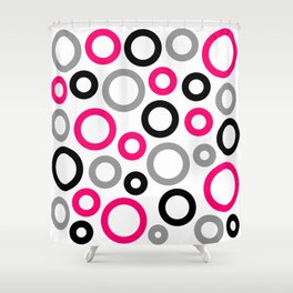 Froot Loops 03 Shower Curtain