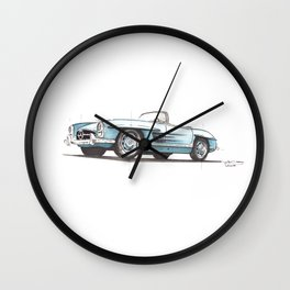 190 SL Wall Clock