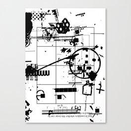 closure dx Canvas Print