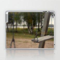 Lonely Swing Laptop & iPad Skin