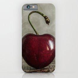 Juicy Cherry iPhone Case