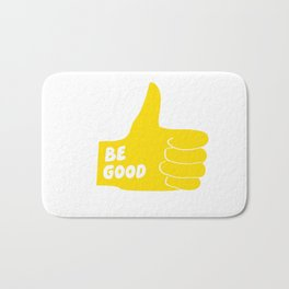 Be Good Thumbs Up Bath Mat