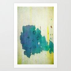 color spots Art Print