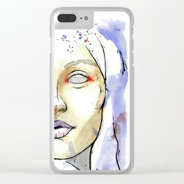 All comics are the same Clear iPhone Case