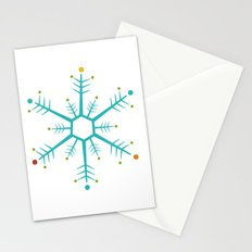 Holiday 2016: Snowflake Stationery Cards