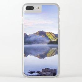 Llyn Crafnant Clear iPhone Case