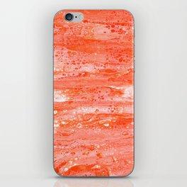 Orange Creamsicle iPhone Skin
