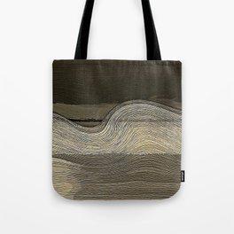Black Venus Wind Tote Bag