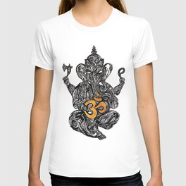 Blessing from Lord Ganesha T-shirt