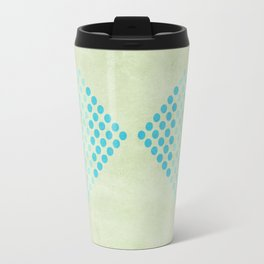 THE POWER OF YOUR LOVE IS CHANGING ME - GREEN/BLUE Travel Mug