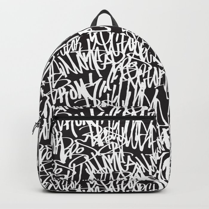 Graffiti illustration 07 Backpack