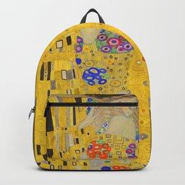 Gustav Klimt The Kiss Detail Backpack
