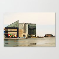 the national Canvas Prints featuring National Aquarium  by 1000images