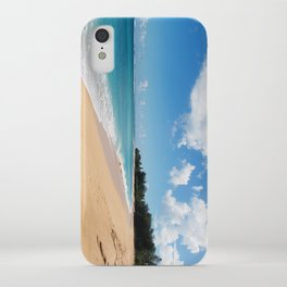 Tunnels beach iPhone Case