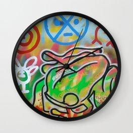Coqui Wall Clock