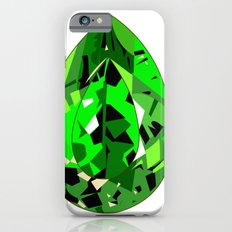 GEMS - green , expensive look , luxury and shine iPhone 6s Slim Case