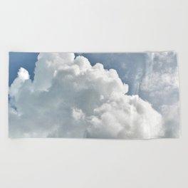 Cumulus Sky Beach Towel