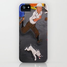 Bloody Do Gooders iPhone Case