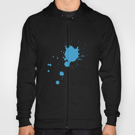 Ink Splat Hoody