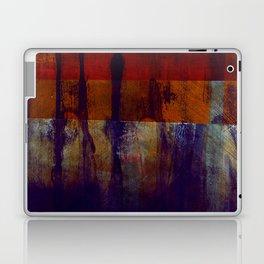 mercurial + caustic Laptop & iPad Skin