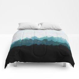 Woods Abstract  Comforters