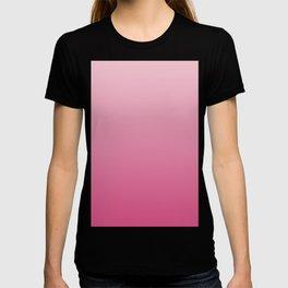 Ombré Pink Duotone T-shirt