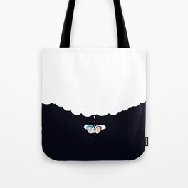 The Dreaming -- Viewpoints, images, memories, puns, and lost hopes. Tote Bag