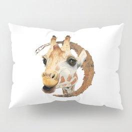 """""""Chew"""" 2 Pillow Sham"""