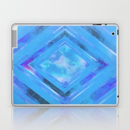 Jet Blue Laptop & iPad Skin