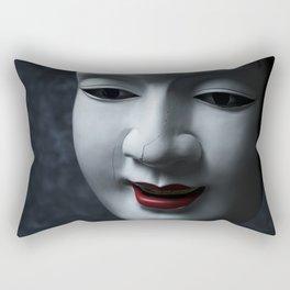 Noh Rectangular Pillow