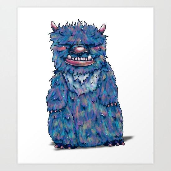 Snervult Art Print