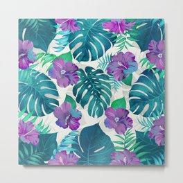 My Tropical Garden 20 Metal Print
