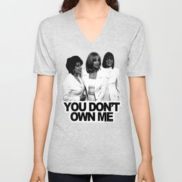 Are You A Member Of The First Wives Club? Unisex V-Neck