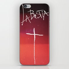 La Bestia iPhone & iPod Skin