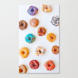 Donut Day Canvas Print