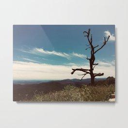 The Cool Dancer Tree Metal Print