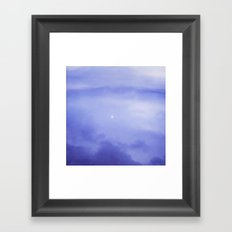 Moon Rise Framed Art Print