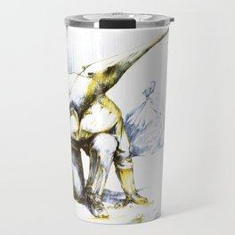 Two-faced anteater Travel Mug