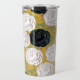 Carnations #society6 #decor #buyart Travel Mug