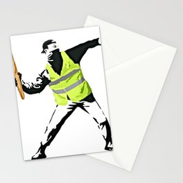 À l'attaque! Stationery Cards
