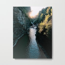 Letchworth Metal Print