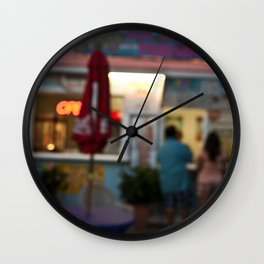 The Shack Wall Clock
