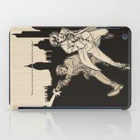 heroes iPad Cases featuring Heroes by salternates