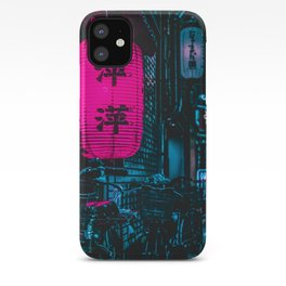 Japanese Cyberpunk iPhone Case