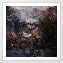 Granite Art Print