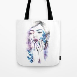 Miss Sprout Tote Bag