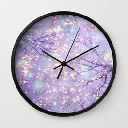 Each Moment of the Year Has Its Own Beauty Wall Clock